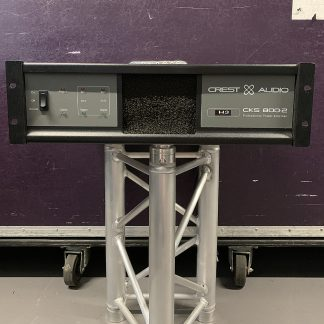 Used Crest Audio CKS 800-2 Power Amplifier