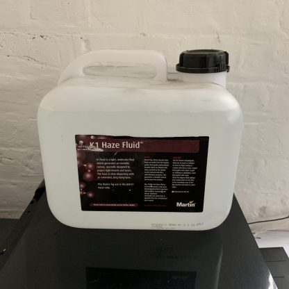 K1 Haze Fluid 10L Package