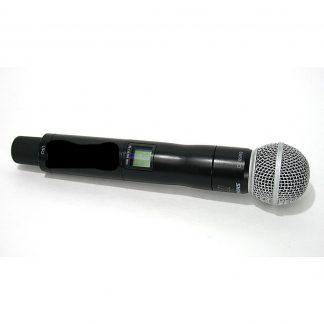 Used Shure UR2/SM58 Handheld - P8 (710 - 790 MHz)