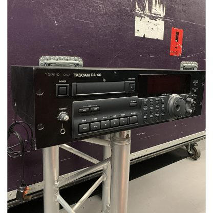 Used Tascam DA-40 DAT machine