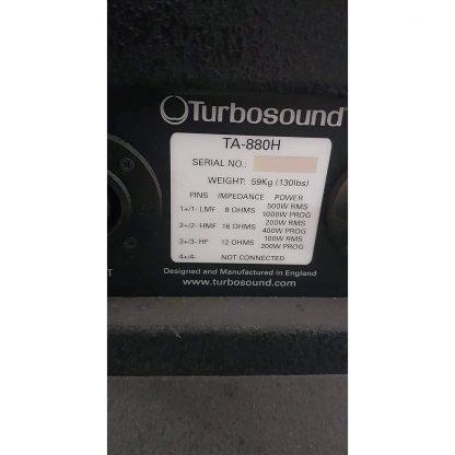 Turbosound TA-880H