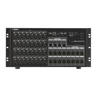 New Yamaha RIO3224-D I/O Rack