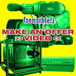 Make An Offer – VIDEO