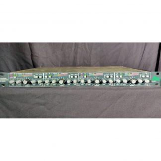 BSS DPR-404 Quad channel Compresser and De-esser