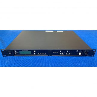 Used Telex BTR700 UHF-Synthesized Wireless Intercom System