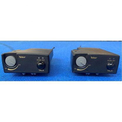 Used Telex BTR700 UHF-Synthesized Wireless Intercom System