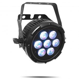 Brand new Chauvet COLORdash Par-Quad 7 LED Lighting Fixture