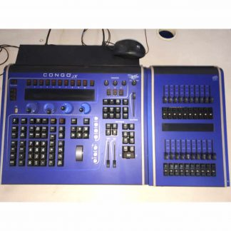 Congo Junior Lighting Desk Package