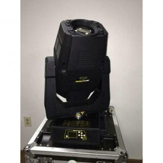 Used High End Systems Solaspot Pro CMY lighting fixture