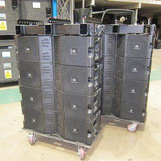 Used JBL VTX Loudspeaker System