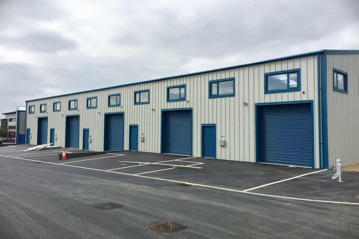 10K's Manston Warehouses in Kent