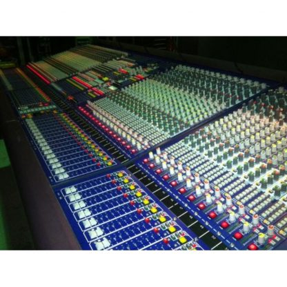 Used Midas Heritage 2000 48+4ch Audio Mixing Console