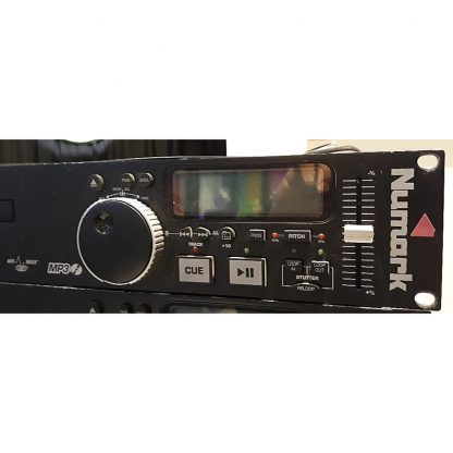 Used Numark MP102 CD Player Package