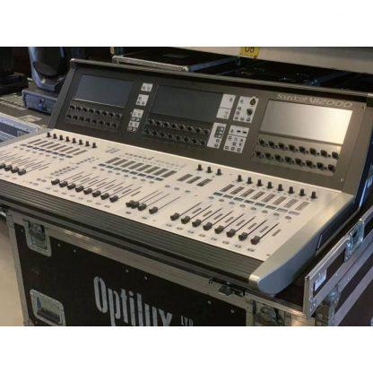 Used Soundcraft Vi2000 mixer