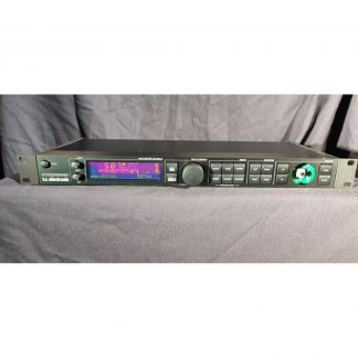 TC Electronics D-Two dual channel delay unit - missing one knob