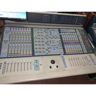 Used Avid D-Show System Live Sound Mixing Console