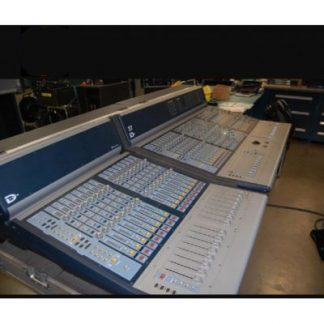 Used Avid-Digidesign D-Show Mixing Console