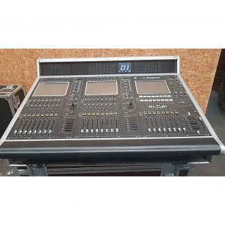Used DiGiCo D1 Digital Mixing Console