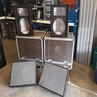 Used LE400 Style Monitors Package