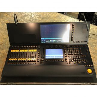 Used MA Lighting MA2 Ultra Light Lighting Console