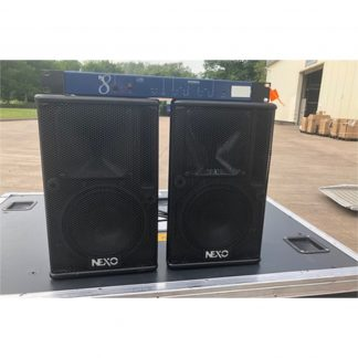 NEXO PS8 and TD Controller