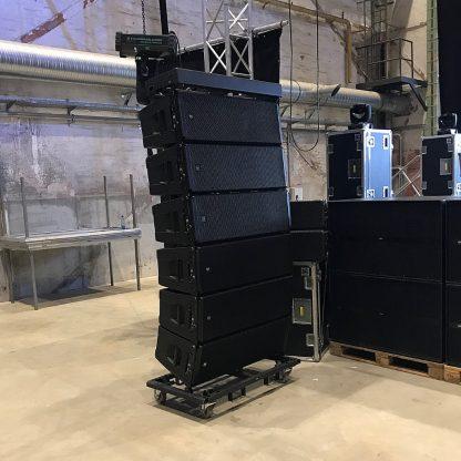 RCF HDL 50 Line Array System