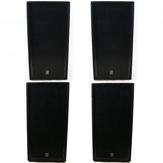 Used Sound Project SP4 Loudspeaker Package