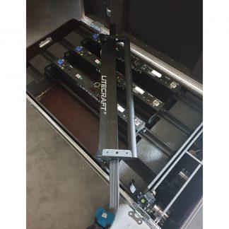 Litecraft Powerbar 4 DMX 64 LED RGBW Lighting Fixture