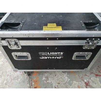 Prolights Diamond 19 LED WASH ZOOM RGBW Lighting Fixture