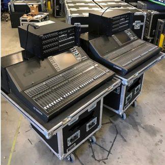 Yamaha QL5 Digital Mixer Set