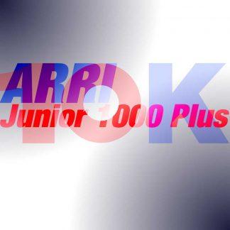 10Kused-ARRI-Junior-1000-Plus