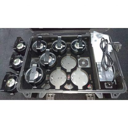 Astera AX3 Lighting Fixture set