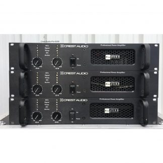 Crest Audio Pro 8200 Amplifier