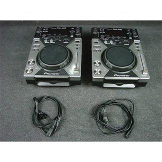 Pioneer CDJ 400 DJ Controller