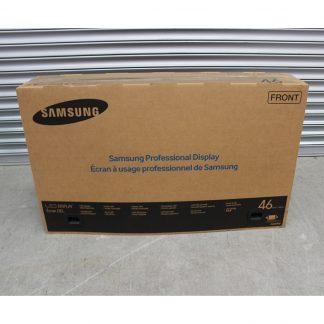 "Samsung LH46OMDPWBC/EN OM46D-W 46"" Smart Signage Display"