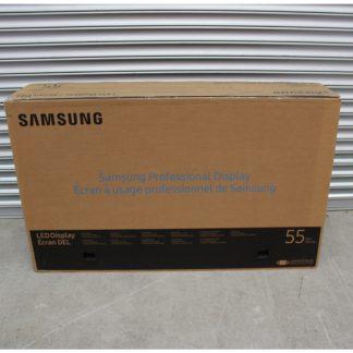 """Samsung LH55OMDPWBC/EN OM55D-W 55"""" Full HD SMART Signage Display"""