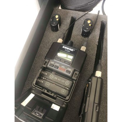 Shure PSM1000 Rack In-Ear Personal monitoring System