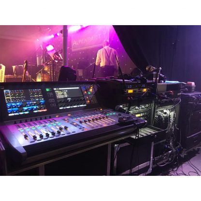 Soundcraft Vi1000 Digital Mixing Console with Vi Rack