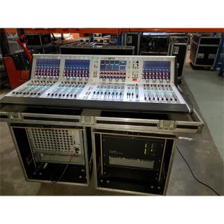 Soundcraft Vi4 Audio Mixer Touring Set