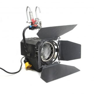 Strand Electric Polaris 1K Pole Operated Fresnel Lighting Fixture