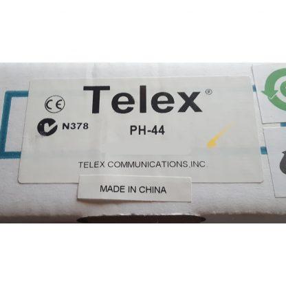Telex TR700 UHF Beltpack RadioCom and PH44 Set