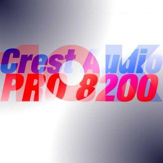 10Kused-Crest-Audio-PRO-8200