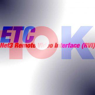 10Kused-ETC-Net3-Remote-Video-Interface-RVI