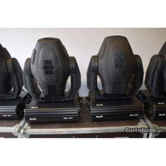 Martin Mac 500 Moving Head Spot Lighting Fixture