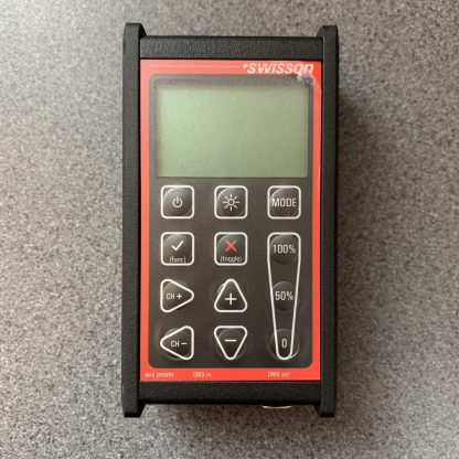 SWISSON XMT-350 RDM Controller and DMX Tester