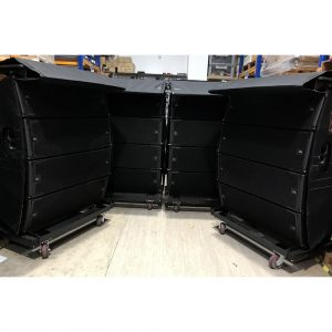 JBL VTX and CROWN I-Tech Package