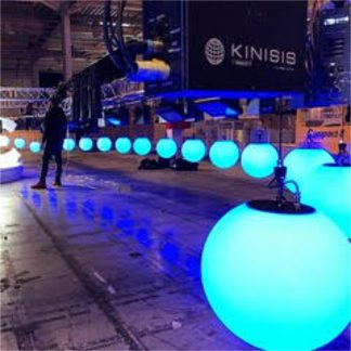 Kinetic Show DMX WINCH System