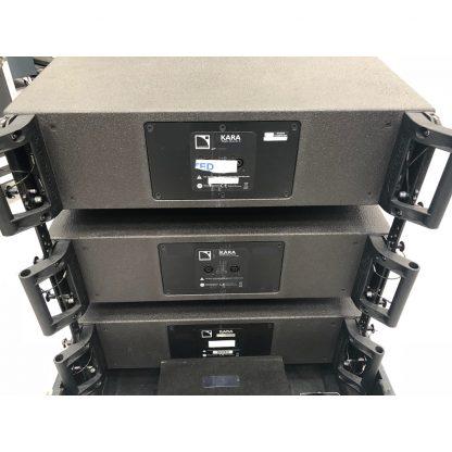 L-Acoustics Kara Modular WST line source