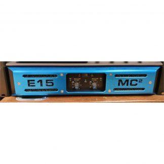 MC2 Audio E15 2 channel amplifier