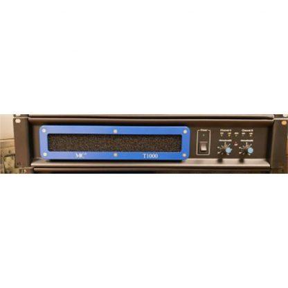 MC2 Audio T1000 2 Channel Amplifier